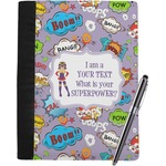 What is your Superpower Notebook Padfolio (Personalized)