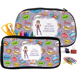 What is your Superpower Pencil / School Supplies Bag (Personalized)