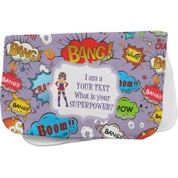 What is your Superpower Burp Cloth (Personalized)