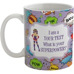 What is your Superpower Coffee Mug (Personalized)