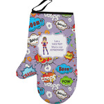 What is your Superpower Left Oven Mitt (Personalized)