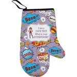 What is your Superpower Right Oven Mitt (Personalized)