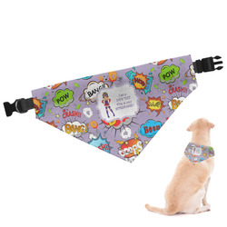 What is your Superpower Dog Bandana (Personalized)