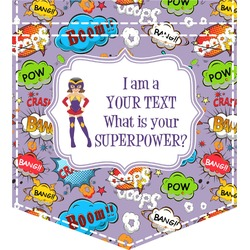 What is your Superpower Iron On Faux Pocket (Personalized)