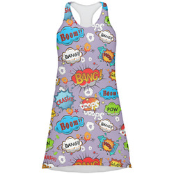 What is your Superpower Racerback Dress (Personalized)