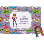 What is your Superpower Rectangular Fridge Magnet (Personalized)