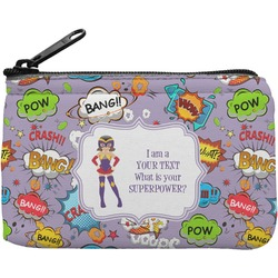 What is your Superpower Rectangular Coin Purse (Personalized)