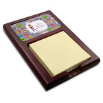 What is your Superpower Red Mahogany Sticky Note Holder (Personalized)