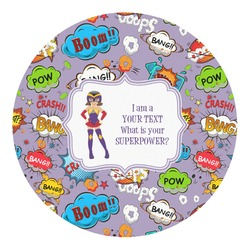 What is your Superpower Round Decal - Custom Size (Personalized)