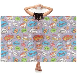 What is your Superpower Sheer Sarong (Personalized)