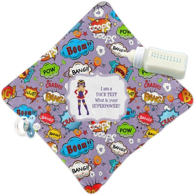 What is your Superpower Security Blanket (Personalized)
