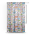 What is your Superpower Sheer Curtains (Personalized)