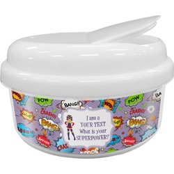 What is your Superpower Snack Container (Personalized)