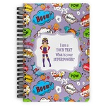 What is your Superpower Spiral Bound Notebook (Personalized)