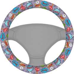 What is your Superpower Steering Wheel Cover (Personalized)