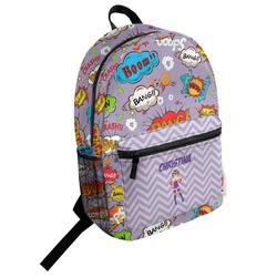 What is your Superpower Student Backpack (Personalized)