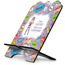 What is your Superpower Stylized Tablet Stand (Personalized)
