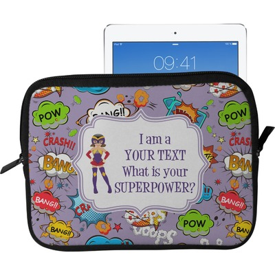 What is your Superpower Tablet Case / Sleeve - Large (Personalized)