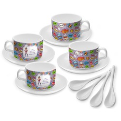 What is your Superpower Tea Cup - Set of 4 (Personalized)