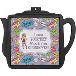 What is your Superpower Teapot Trivet (Personalized)