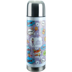 What is your Superpower Stainless Steel Thermos (Personalized)