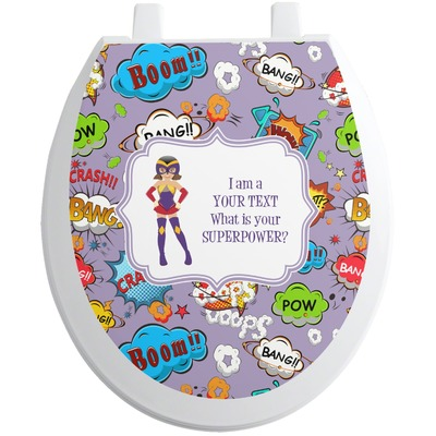 What is your Superpower Toilet Seat Decal (Personalized)