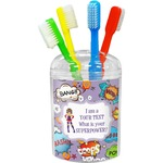 What is your Superpower Toothbrush Holder (Personalized)