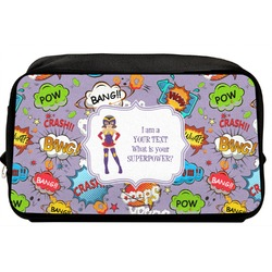 What is your Superpower Toiletry Bag / Dopp Kit (Personalized)
