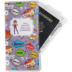 What is your Superpower Travel Document Holder