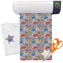 "What is your Superpower Heat Transfer Vinyl Sheet (12""x18"")"