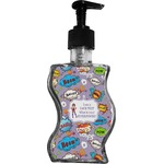 What is your Superpower Wave Bottle Soap / Lotion Dispenser (Personalized)