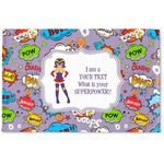 What is your Superpower Woven Mat (Personalized)