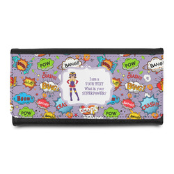 What is your Superpower Leatherette Ladies Wallet (Personalized)