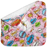 Woman Superhero Baby Hooded Towel (Personalized)