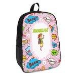 Woman Superhero Kids Backpack (Personalized)
