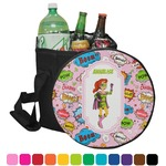 Woman Superhero Collapsible Cooler & Seat (Personalized)
