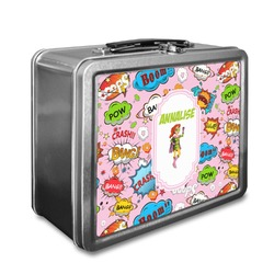 Woman Superhero Lunch Box (Personalized)