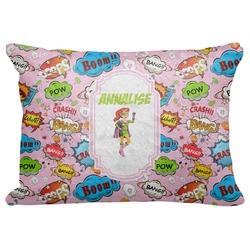 Woman Superhero Decorative Baby Pillowcase - 16