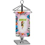 Woman Superhero Finger Tip Towel - Full Print (Personalized)