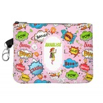 Woman Superhero Golf Accessories Bag (Personalized)