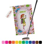 Woman Superhero Golf Towel Gift Set (Personalized)