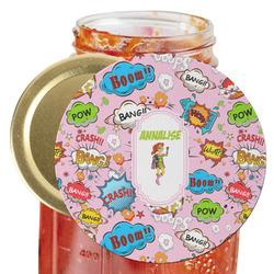 Woman Superhero Jar Opener (Personalized)