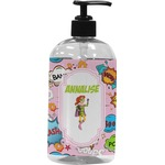 Woman Superhero Plastic Soap / Lotion Dispenser (Personalized)
