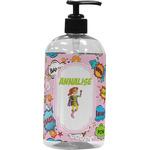 Woman Superhero Plastic Soap / Lotion Dispenser (Personalized)