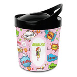 Woman Superhero Plastic Ice Bucket (Personalized)