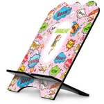 Woman Superhero Stylized Tablet Stand (Personalized)