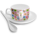 Woman Superhero Tea Cups (Personalized)