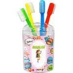 Woman Superhero Toothbrush Holder (Personalized)