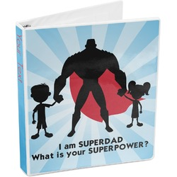 Super Dad 3-Ring Binder