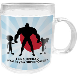 Super Dad Acrylic Kids Mug